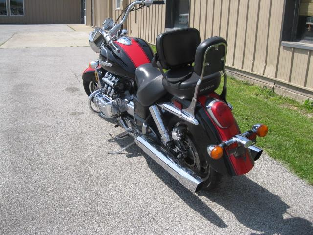 2002 Honda GL1500 in Fairfield, Illinois