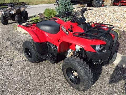 2013 Yamaha Grizzly 300 Automatic in Fairfield, Illinois