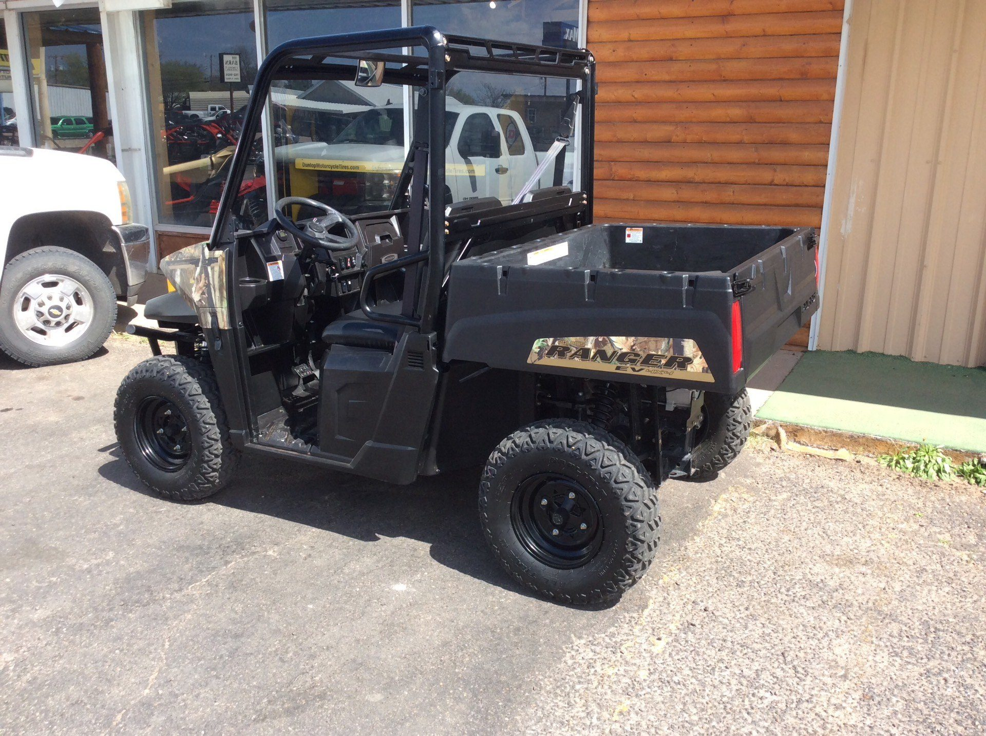 2015 Polaris Ranger®EV in Clovis, New Mexico