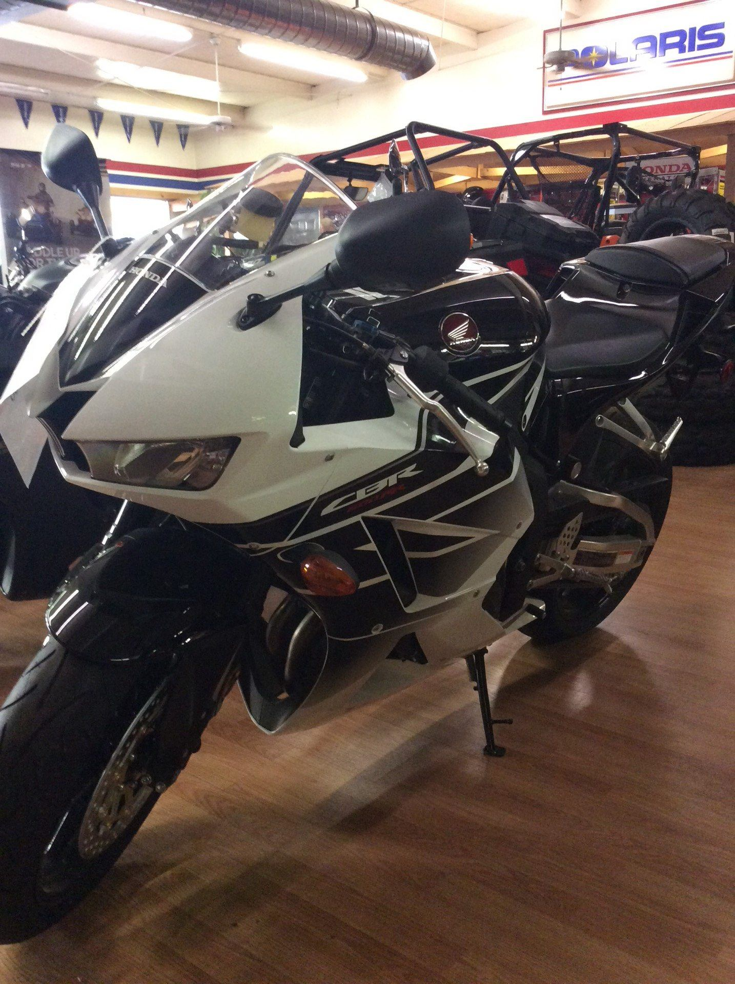 2016 Honda CBR600RR in Clovis, New Mexico