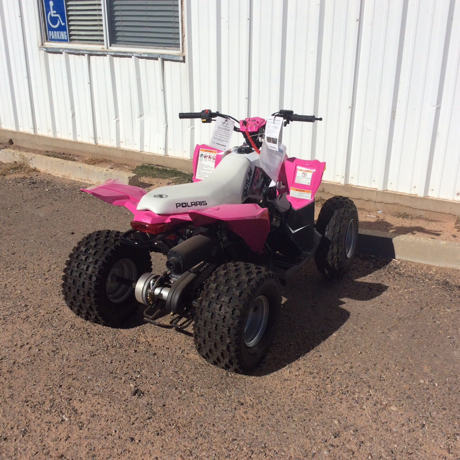 2016 Polaris Outlaw 110 EFI in Clovis, New Mexico