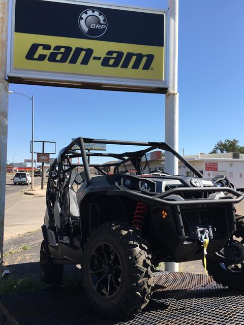 2017 Can-Am Commander MAX XT 1000 in Clovis, New Mexico