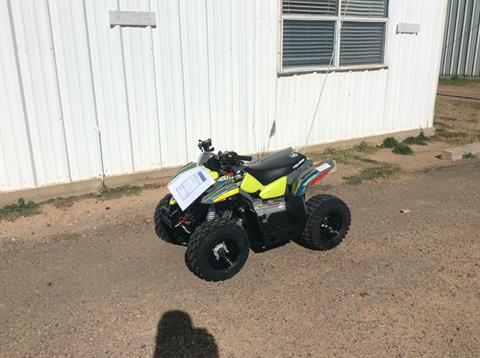 2017 Polaris Outlaw 50 in Clovis, New Mexico