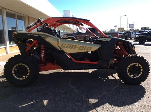 2017 Can-Am Maverick X3 X rs Turbo R in Clovis, New Mexico