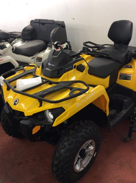 2017 Can-Am Outlander MAX DPS 570 in Clovis, New Mexico