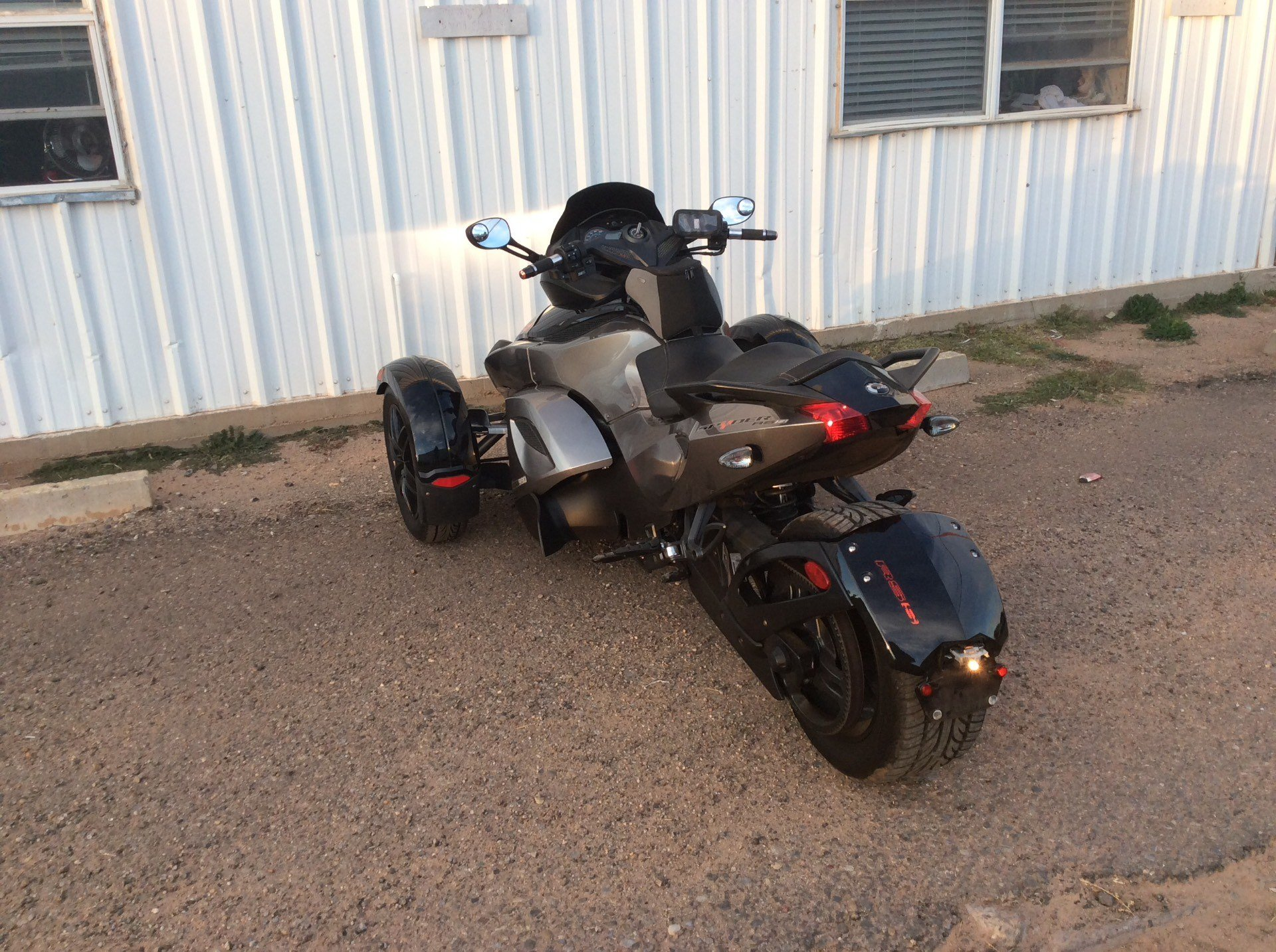 2012 Can-Am Spyder® RS-S SE5 in Clovis, New Mexico