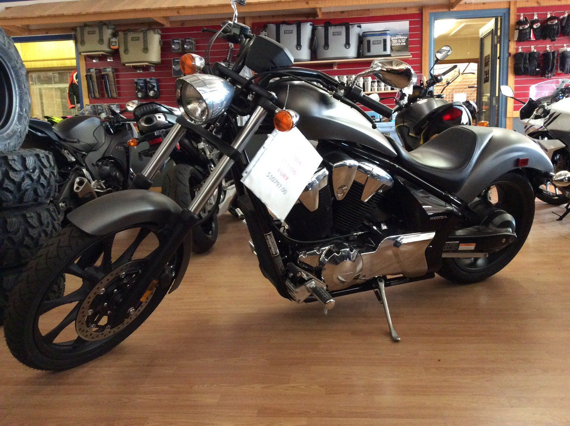 2016 Honda Fury ABS in Clovis, New Mexico