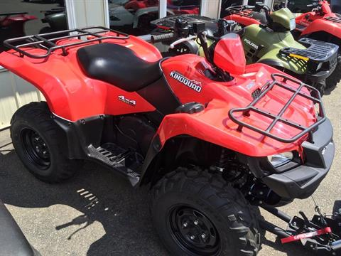 2015 Suzuki KingQuad 500AXi Power Steering in Butte, Montana