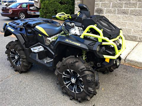 2015 Can-Am Outlander™ X® mr 1000 in Enfield, Connecticut