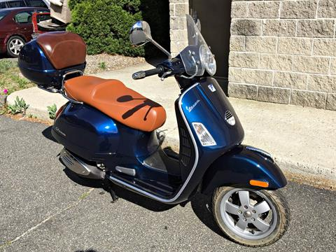 2009 Vespa GTS 250 in Enfield, Connecticut