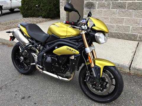2013 Triumph Speed Triple ABS in Enfield, Connecticut