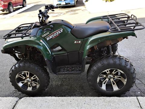 2009 Yamaha Grizzly 550 FI Auto. 4x4 EPS in Enfield, Connecticut