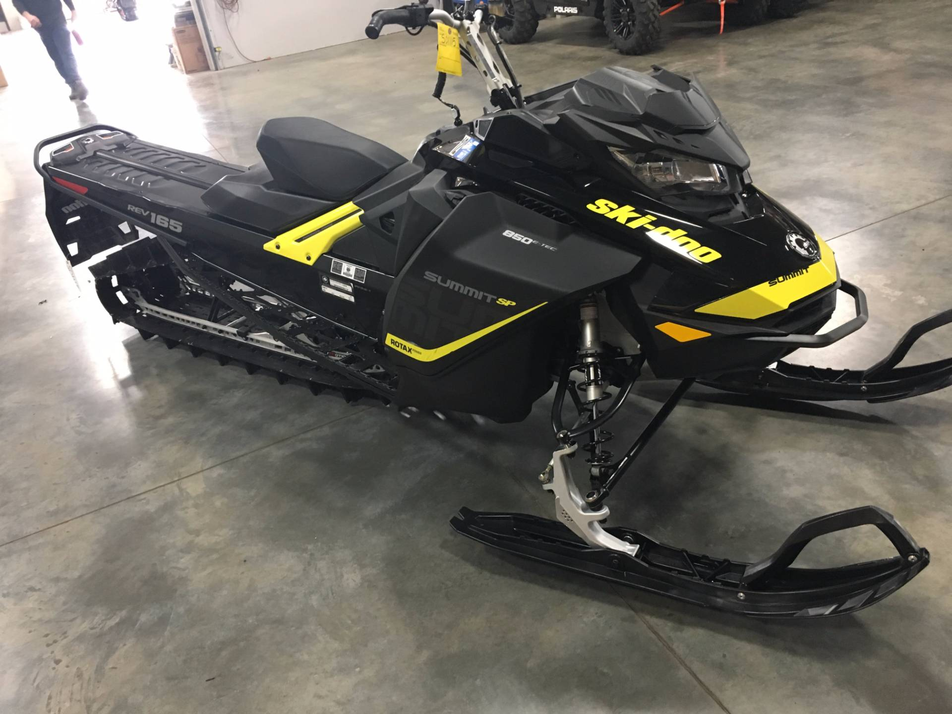 "2017 Ski-Doo Summit SP 850 ETEC 165"" T3 in Kamas, Utah"