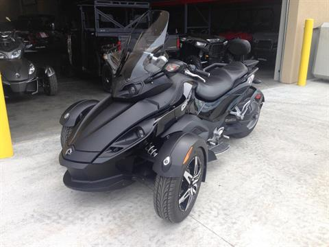 2009 Can-Am Spyder GS SM5 in Kamas, Utah