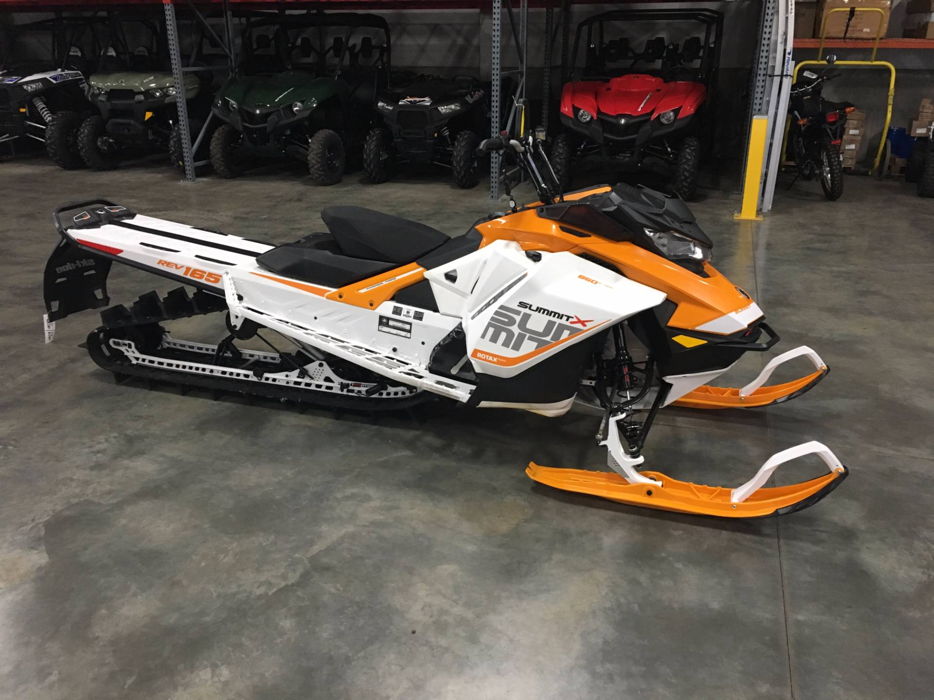 2017 Ski-Doo Summit X 850 165 ETEC T3 in Kamas, Utah
