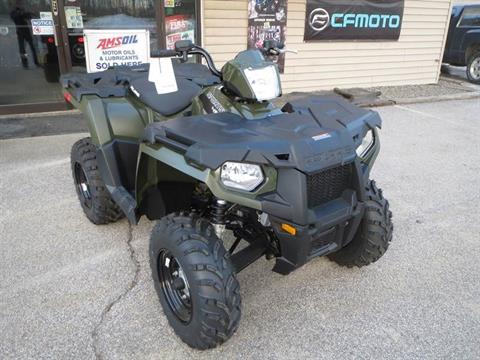 2017 Polaris Sportsman 450 H.O. in Newport, Maine
