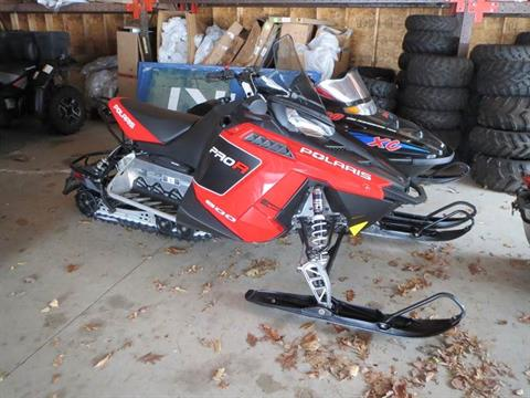 2011 Polaris 800 Rush PRO-R in Newport, Maine