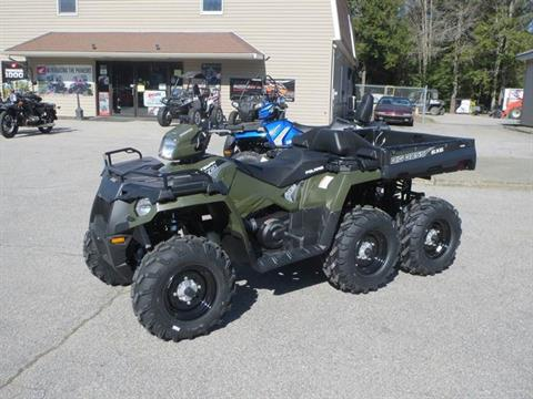 2017 Polaris Sportsman Big Boss 6x6 570 EPS in Newport, Maine