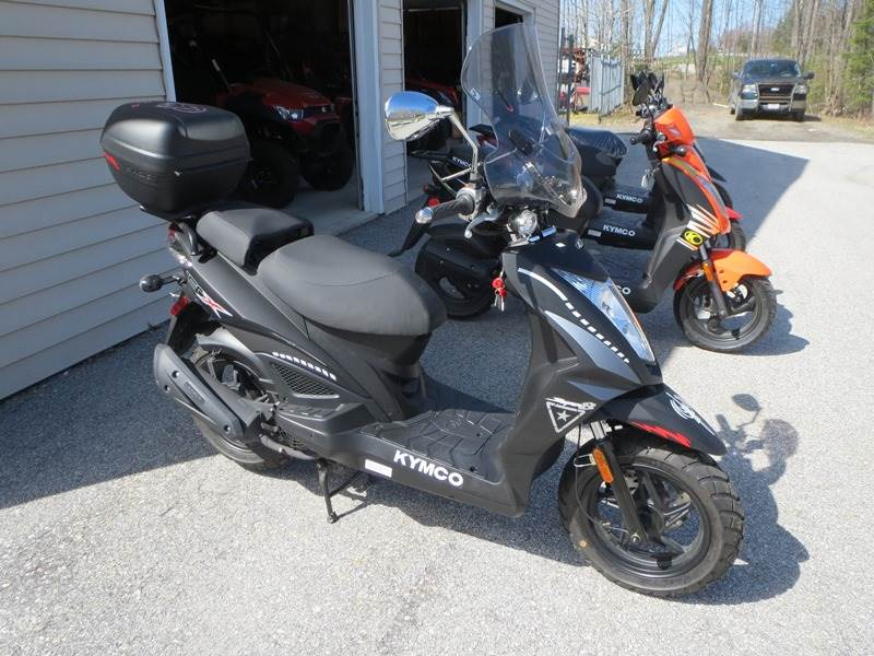 2015 Kymco Super 8 150X in Newport, Maine