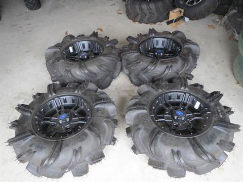 2016 Polaris Ranger High Lifter Wheels/Tires.  New take off in Newport, Maine