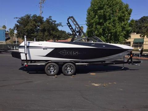 2017 Axis T22 in Rancho Cordova, California