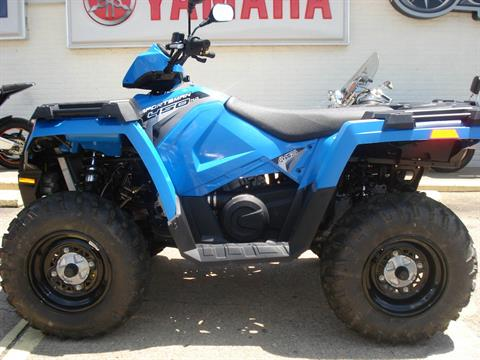 2017 Polaris Sportsman 450 H.O. in Waynesburg, Pennsylvania