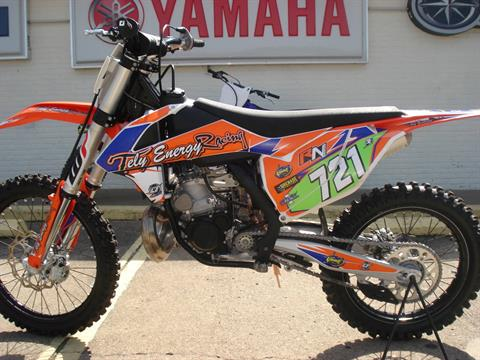 2017 KTM 250 SX in Waynesburg, Pennsylvania