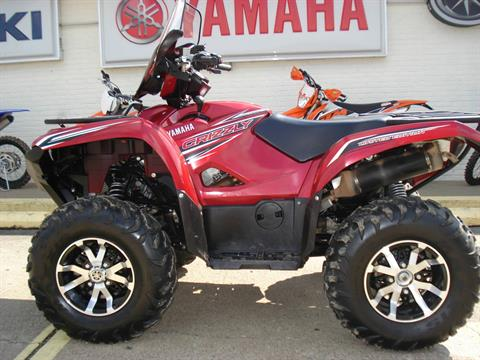 2016 Yamaha Grizzly EPS LE in Waynesburg, Pennsylvania