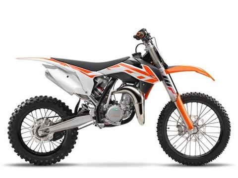 2017 KTM 85 SX 17/14 in Waynesburg, Pennsylvania