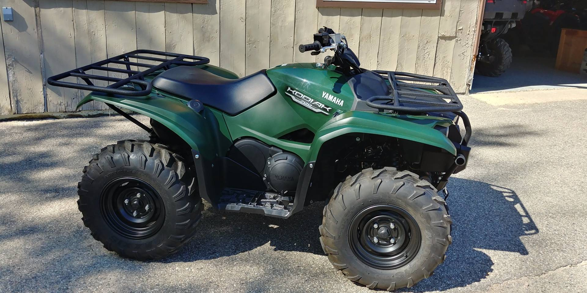 2016 Yamaha Kodiak 700 in Tamworth, New Hampshire