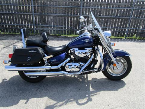 2005 Suzuki Boulevard C90 in Brookfield, Wisconsin