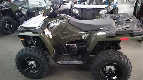 2017 Polaris Sportsman 450 H.O. in Littleton, New Hampshire