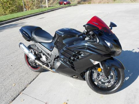 2012 Kawasaki ZX-14R in Junction City, Kansas