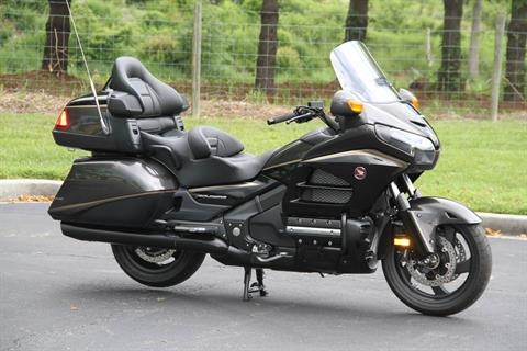 2016 Honda Gold Wing Navi XM ABS in Hendersonville, North Carolina