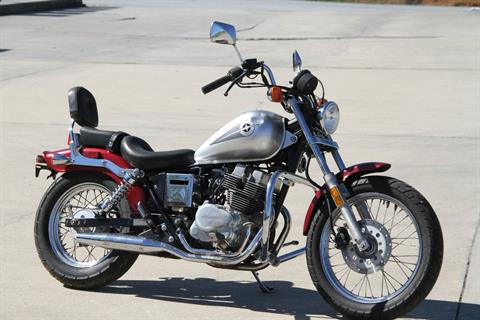 1986 Honda Rebel in Hendersonville, North Carolina