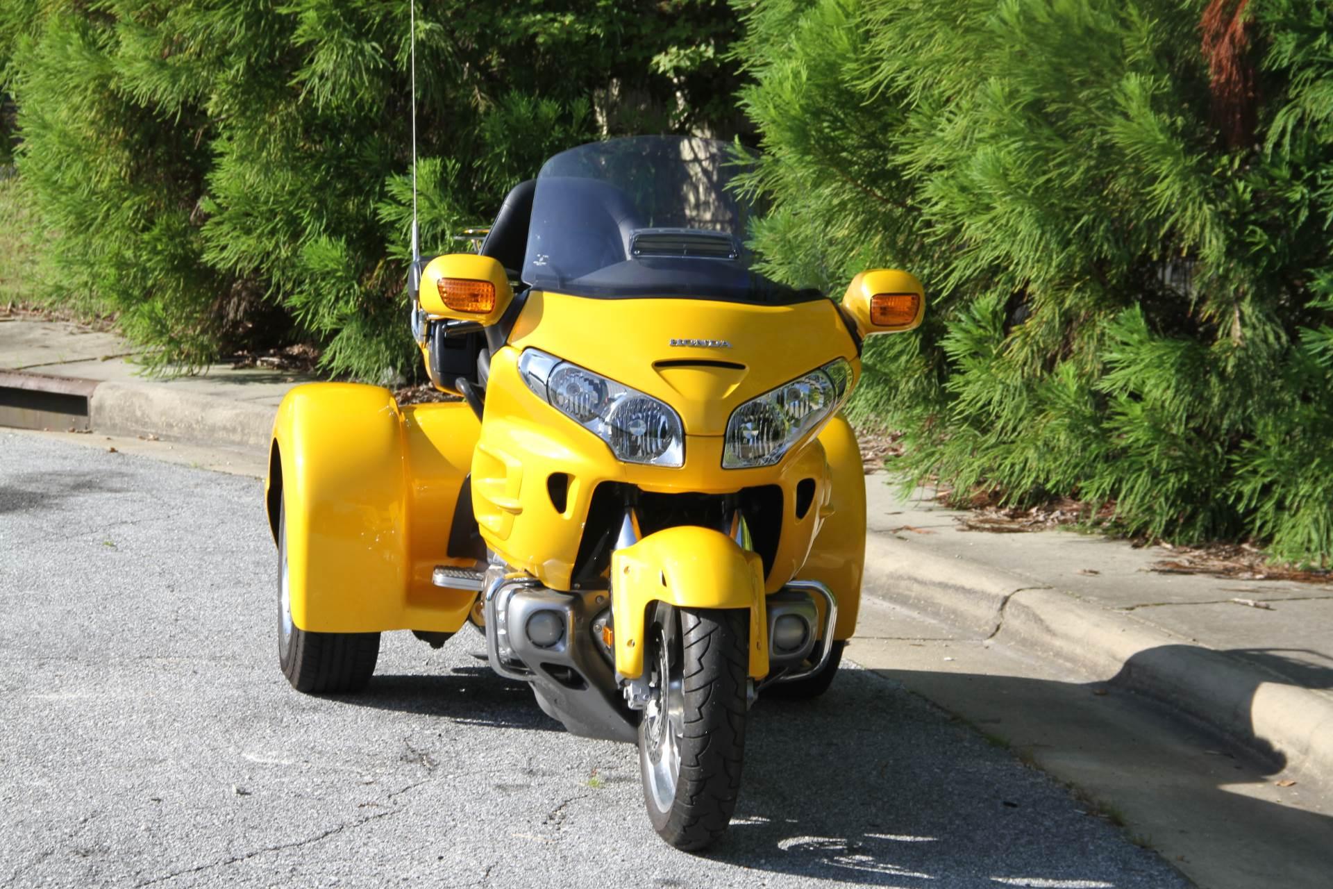 2010 Honda Gold Wing® Audio Comfort in Hendersonville, North Carolina