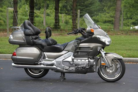 2008 Honda Gold Wing® Premium Audio in Hendersonville, North Carolina