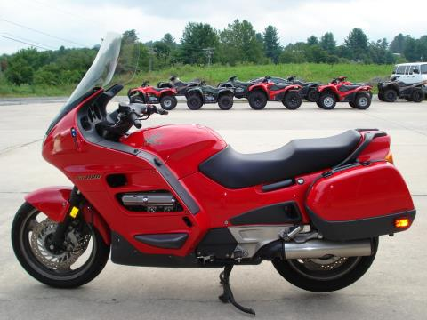 1997 Honda ST1100 in Hendersonville, North Carolina