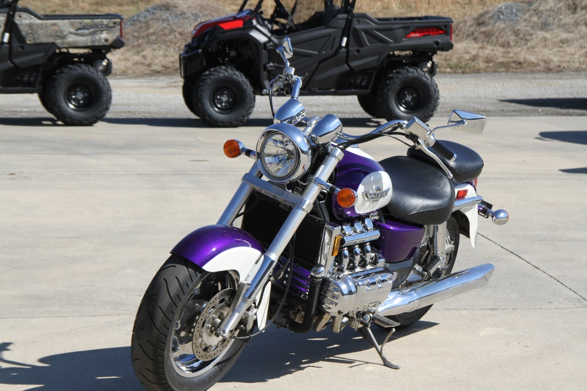 1997 Honda VALKYRIE in Hendersonville, North Carolina
