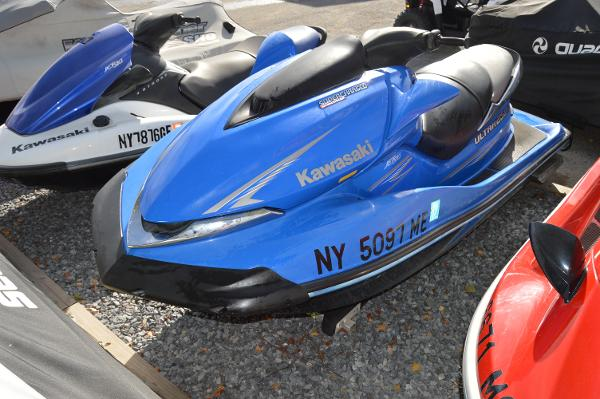 2007 Kawasaki Ultra 250 in Hampton Bays, New York