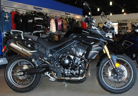 2013 Triumph Tiger 800 ABS in San Bernardino, California
