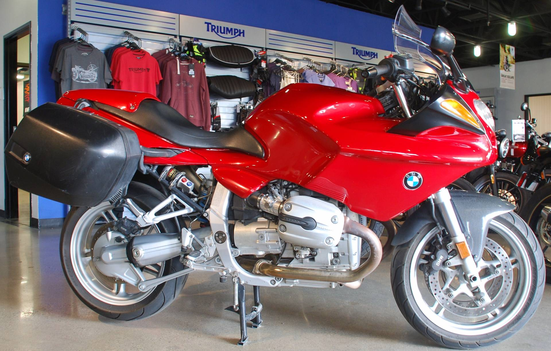 2004 BMW R 1100 S (ABS) in San Bernardino, California