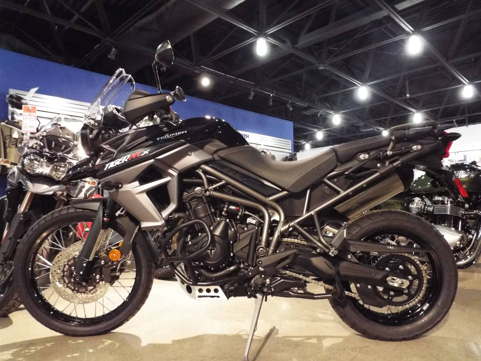 2016 Triumph Tiger 800 XCX in San Bernardino, California