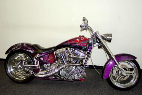 2000 Custom Ron Simms Pro Street in Johnstown, Pennsylvania