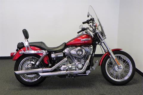 2008 Harley-Davidson Dyna® Super Glide® Custom in Johnstown, Pennsylvania