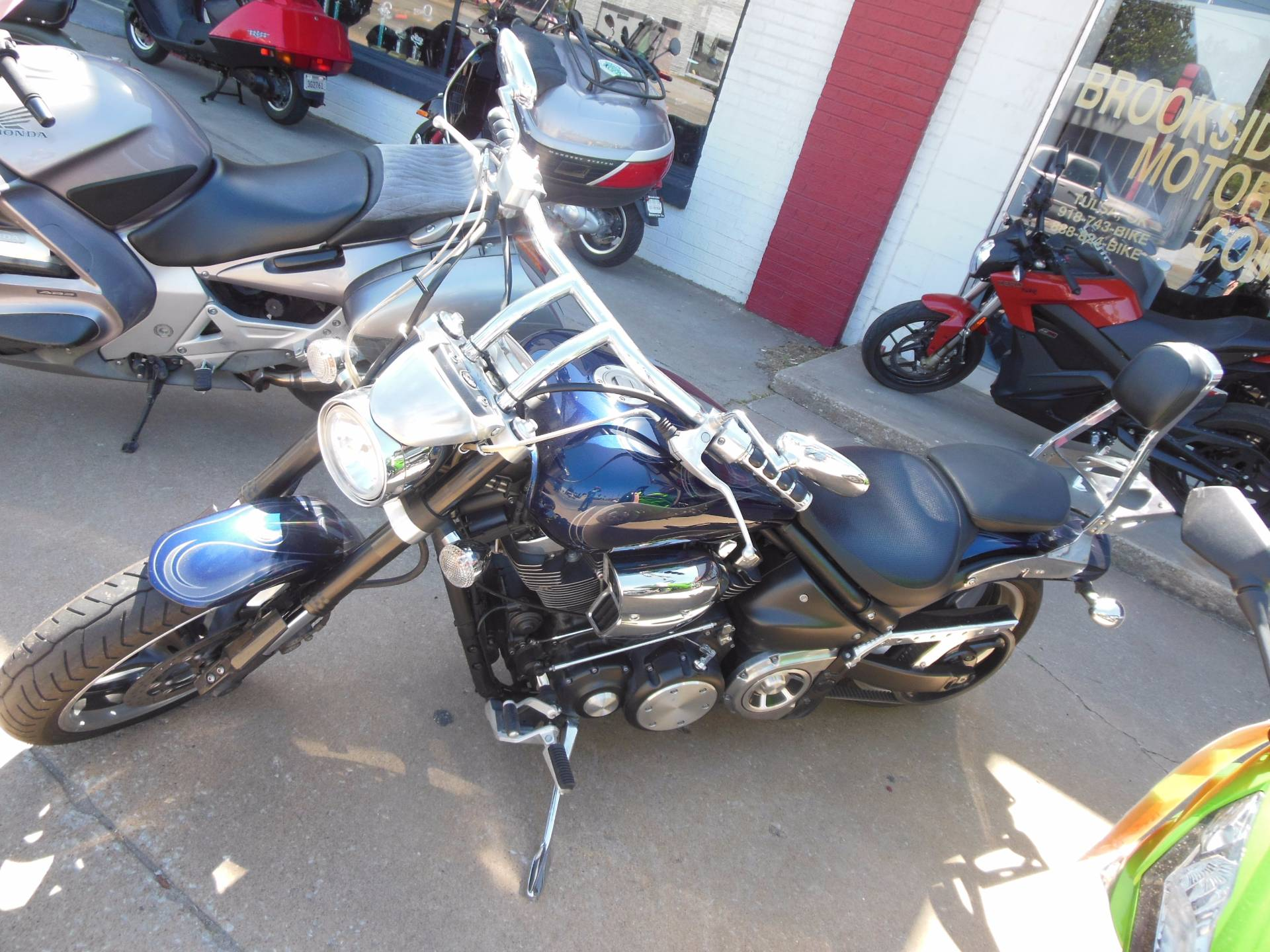 2006 Yamaha Warrior® in Tulsa, Oklahoma