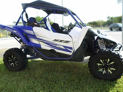 2016 Yamaha YXZ1000R in Pompano Beach, Florida