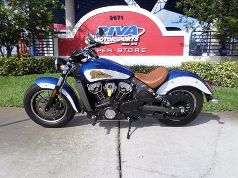 2017 Indian Scout® ABS in Pompano Beach, Florida