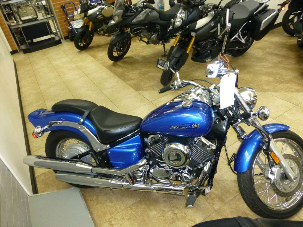 2009 Yamaha V Star Custom in Pompano Beach, Florida