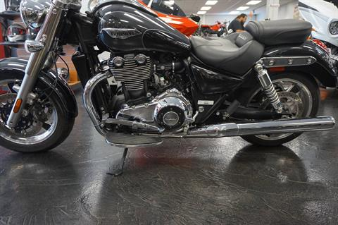 2014 Triumph Thunderbird Commander in Mahwah, New Jersey